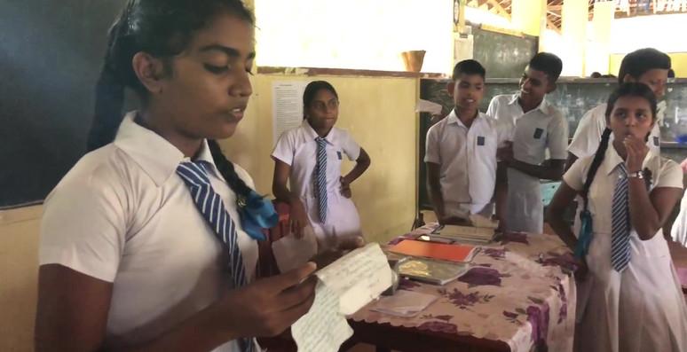 Tenth Grade - Singhalese!