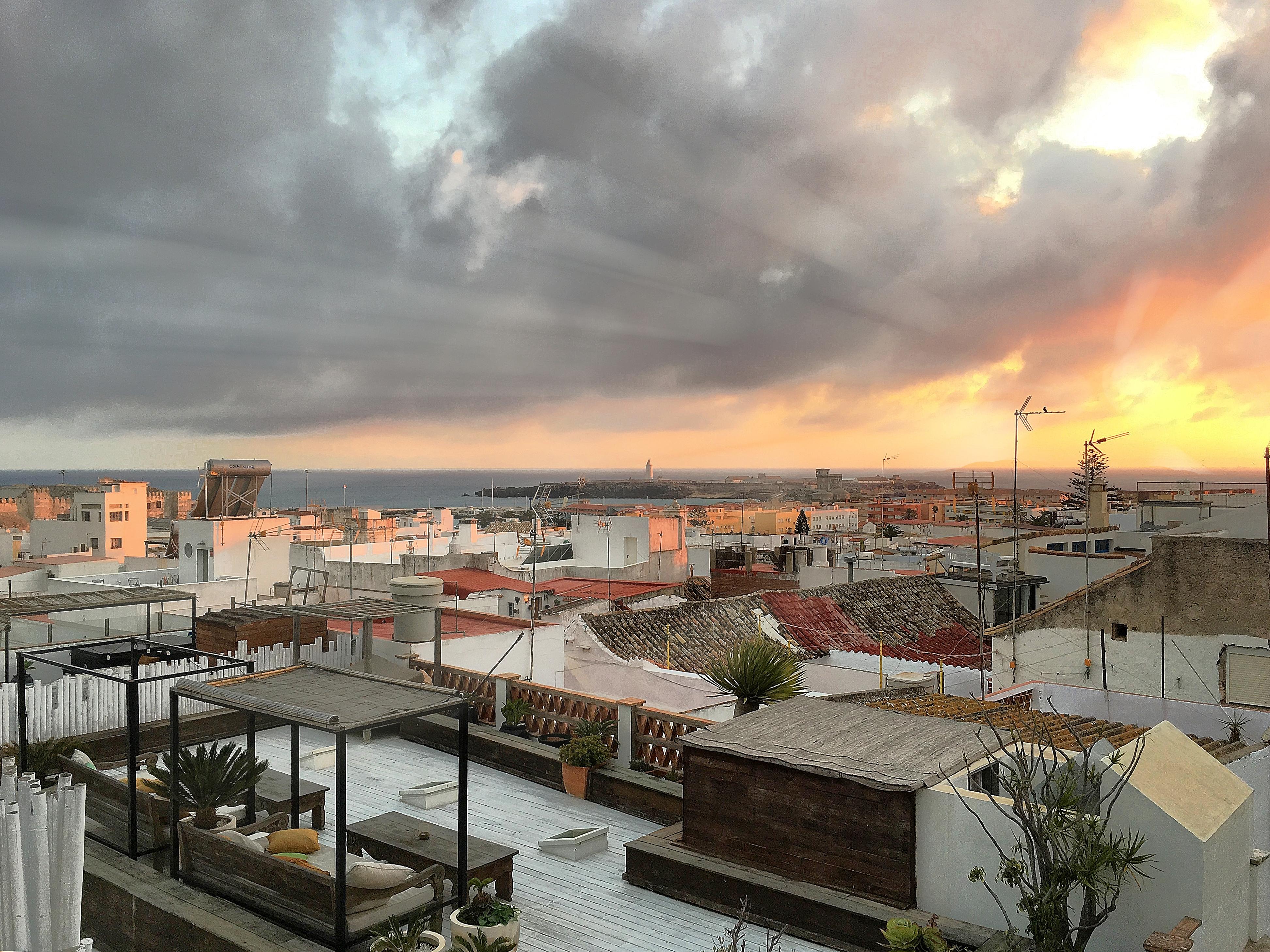 Tariffa Rooftops. Spain