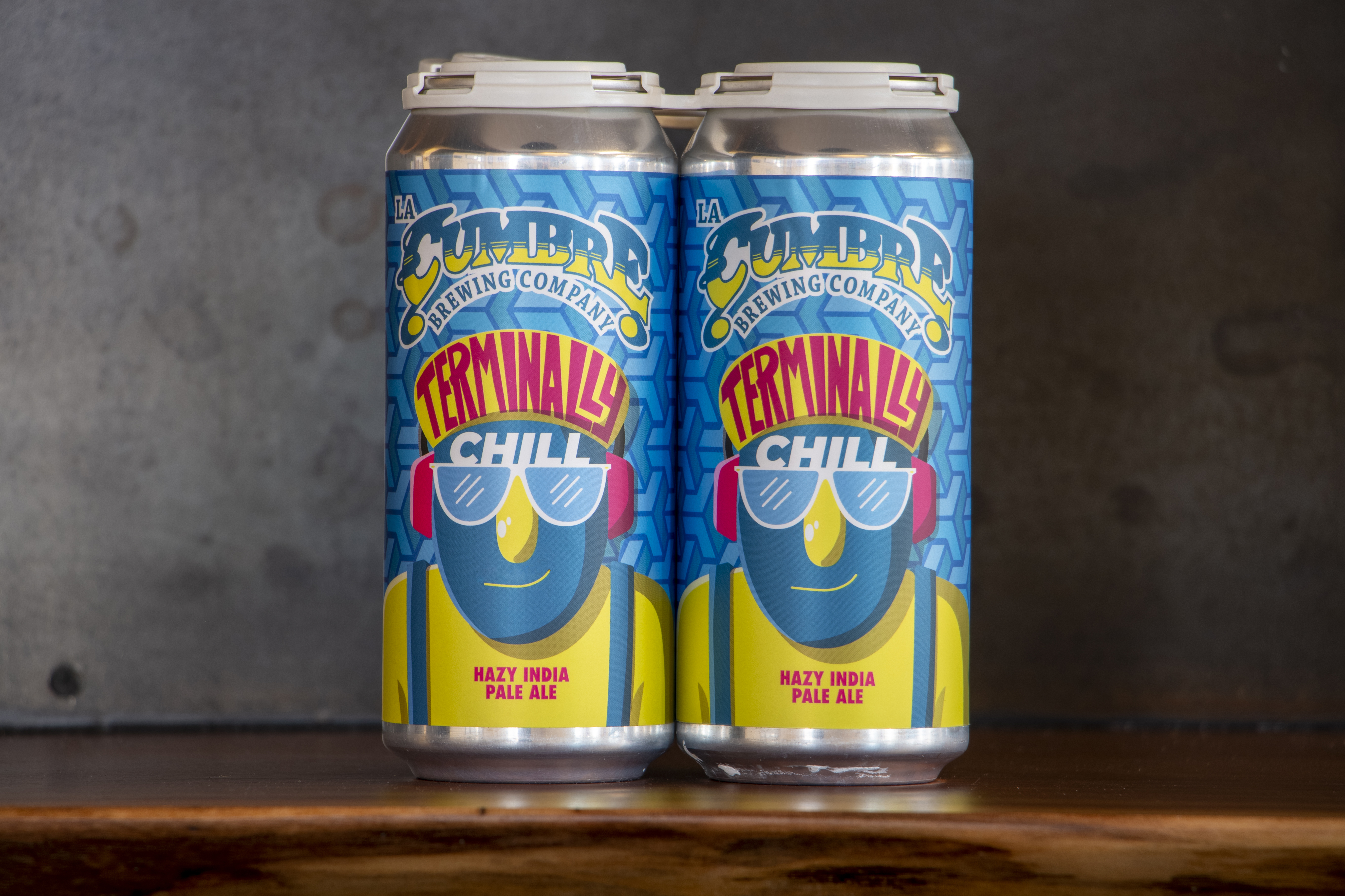 Terminally Chill 4 pack