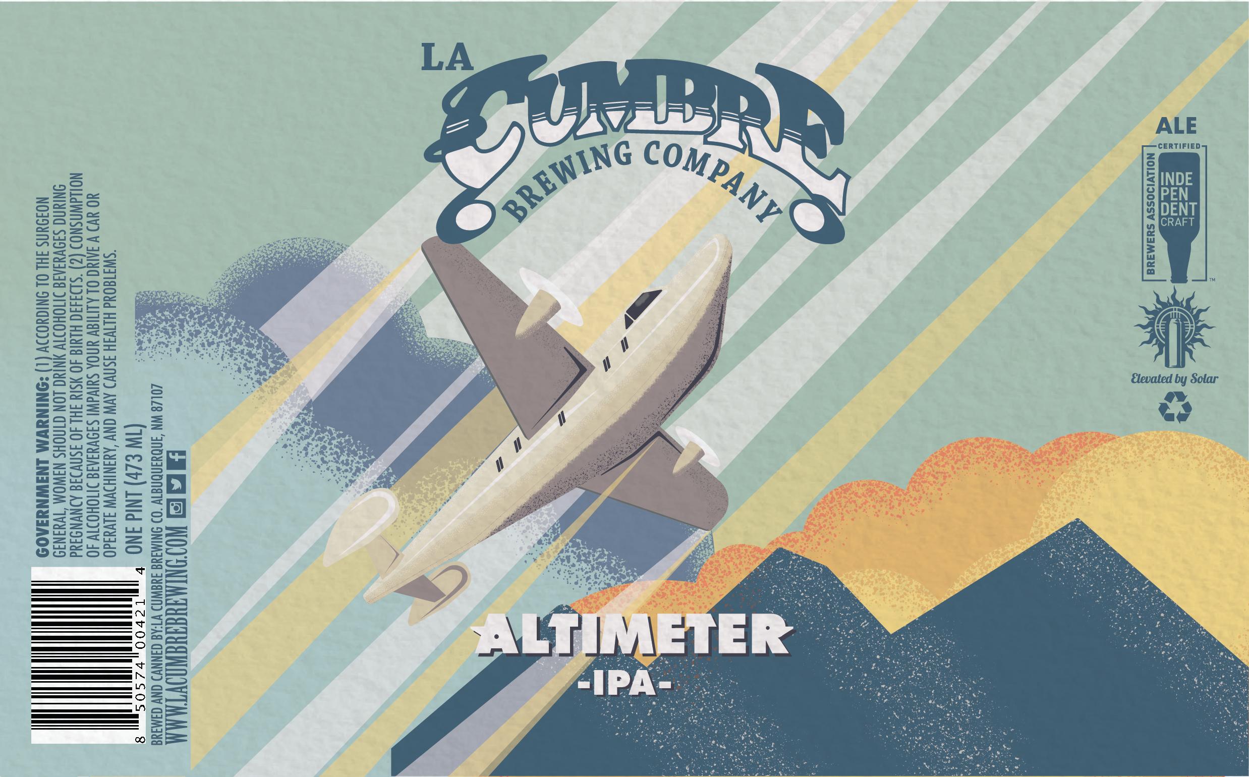 Altimeter Label