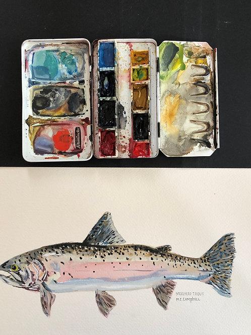 Custom Fish Painting!