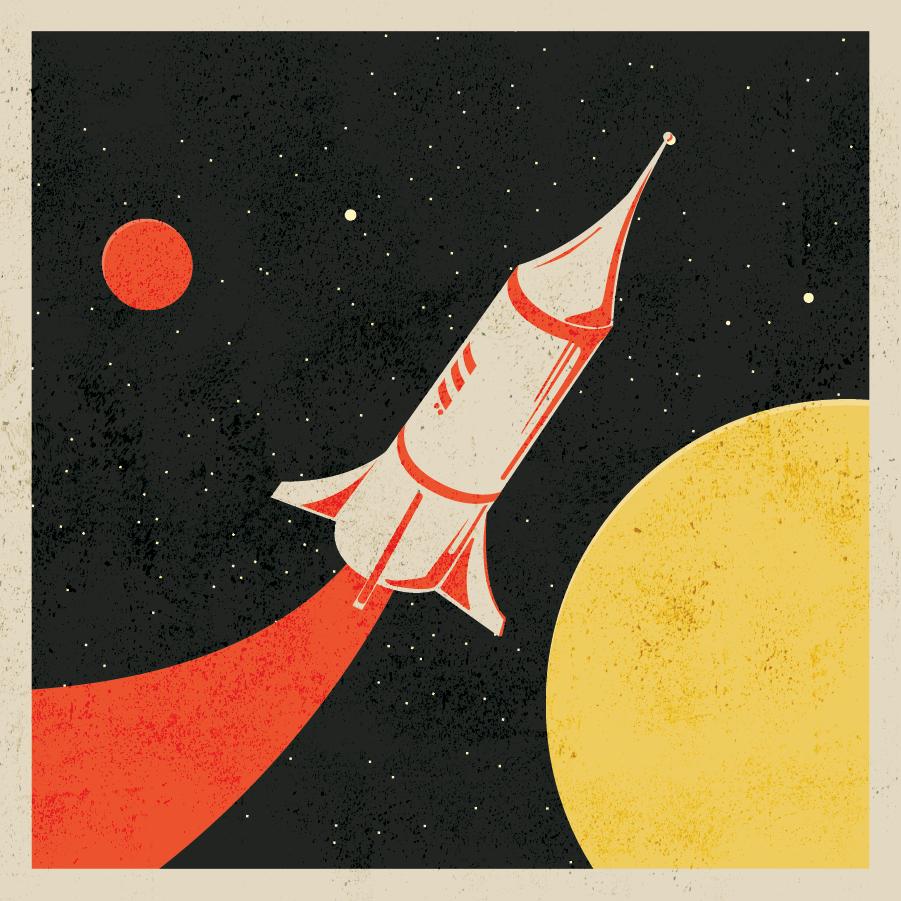 Rocketeer.