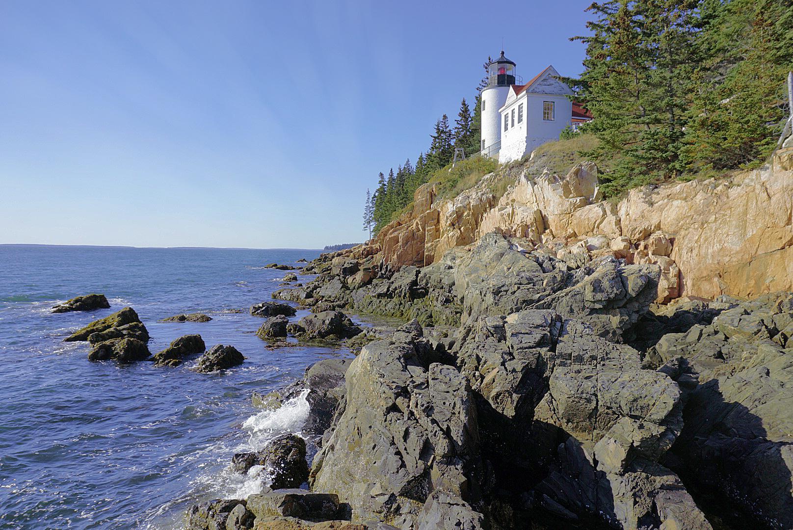 Bass Harbor Head Lighthouse, Main