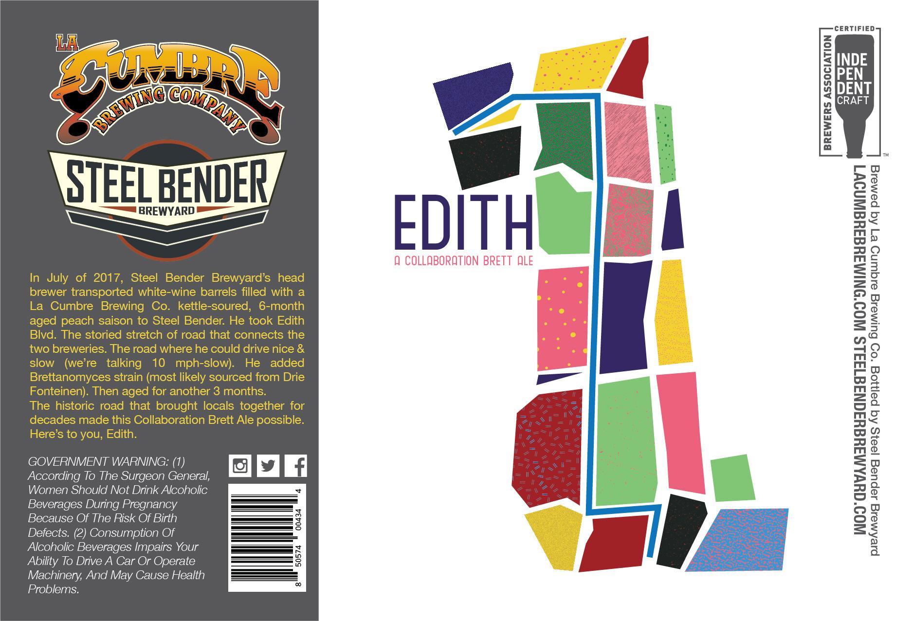 Edith Label
