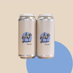 Big West Cans