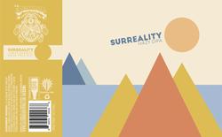 Surreality Hazy DOuble IPA