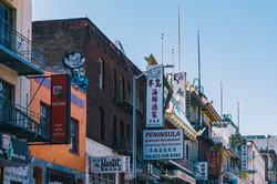 Chinatown, San Fransisco.
