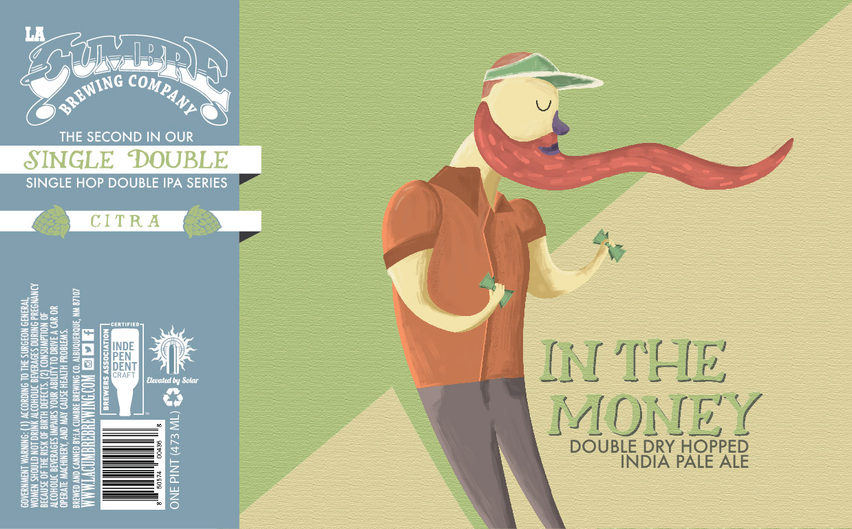 In the Money Label-01