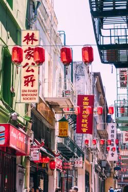 Chinatown, San Fransisco