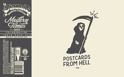 Postcards From hell version 2