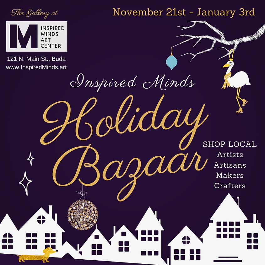Inspired Minds Holiday Bazaar