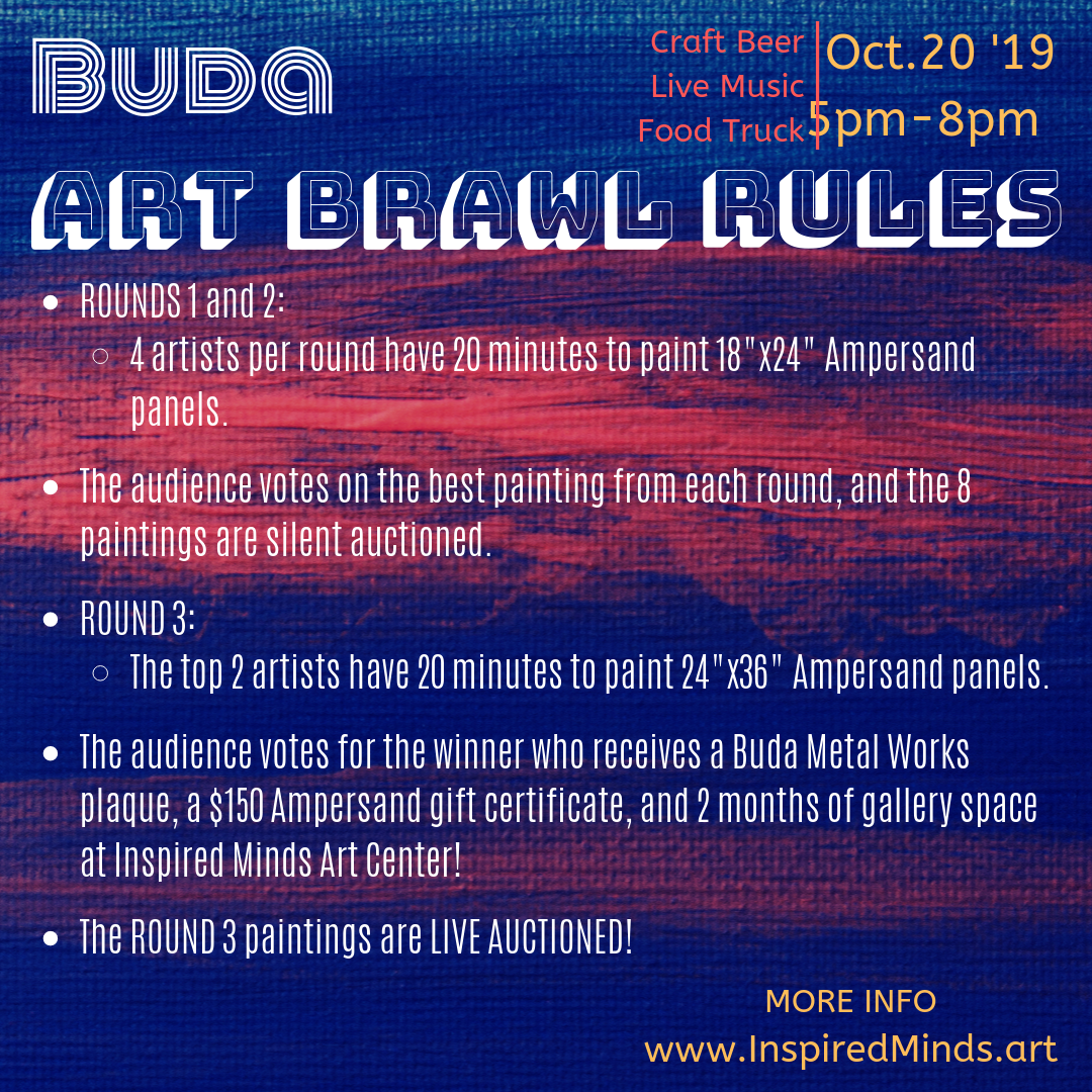 Copy of Buda Art Brawl