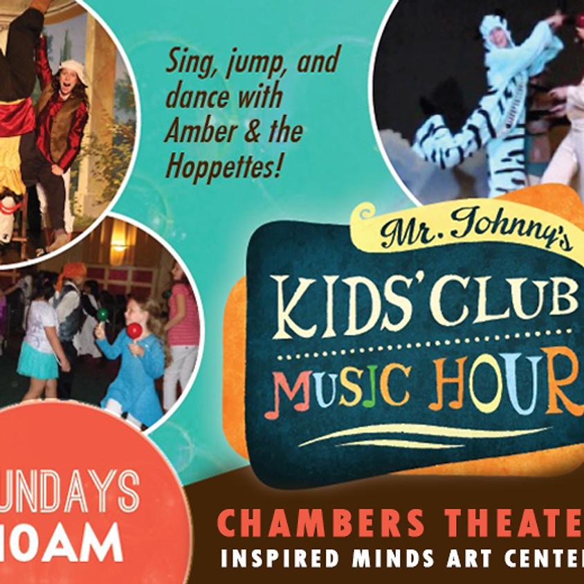 Kids Club Music Hour (4/11)