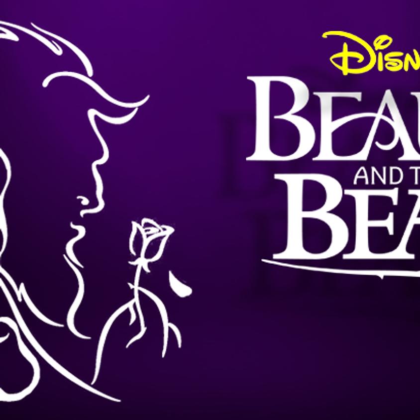 Beauty & the Beast, Jr. (April 11, 12pm)