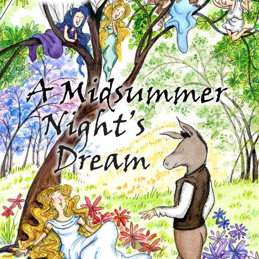A Midsummer Night's Dream: Musical for Kids (7:30)