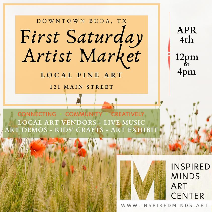 First Saturday Artist Market
