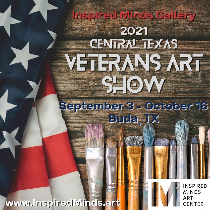Central Texas Veterans Art Show