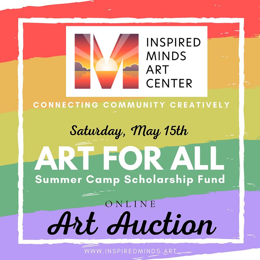 Online Art Auction - Art for All Scholarship