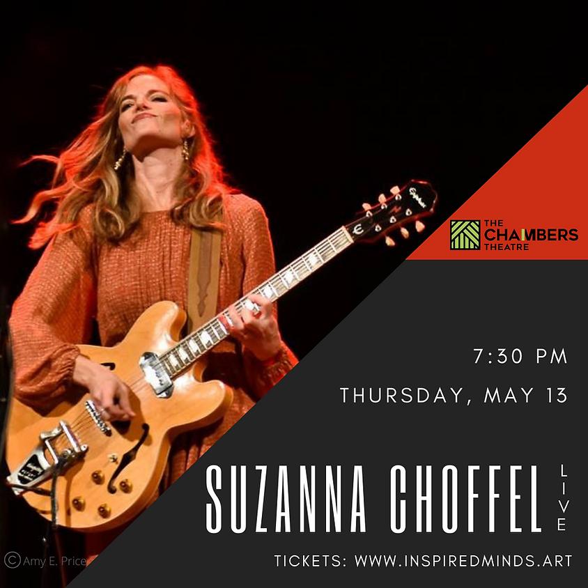 Suzanna Choffel Live @ The Chambers