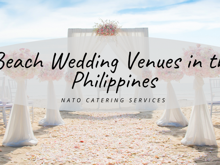 Beach Wedding Venues in the Philippines