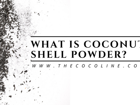 What Is Coconut Shell Powder