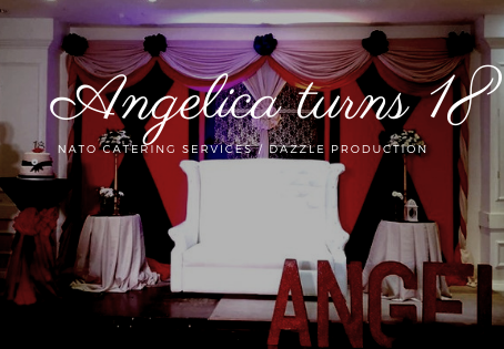 ANGELICA TURNS 18