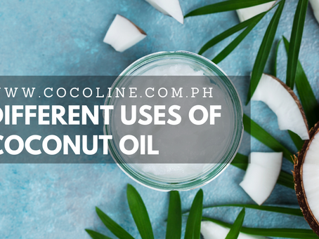 Different Uses of Coconut Oil