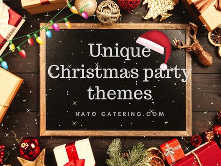 Unique Christmas Party Themes!