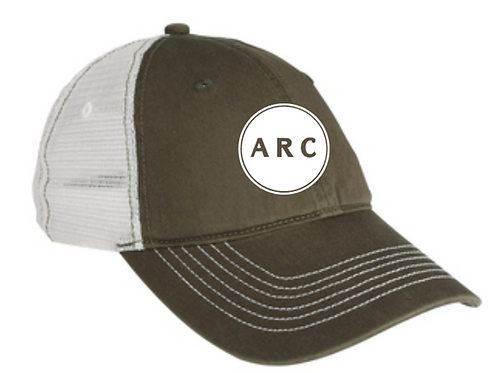 The Arc----District ® Mesh Back Cap