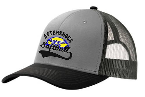 AFTERSHOCK TRUCKER CAP #23
