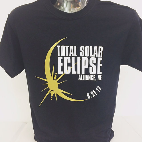 Classic Total Solar Eclipse T-shirt