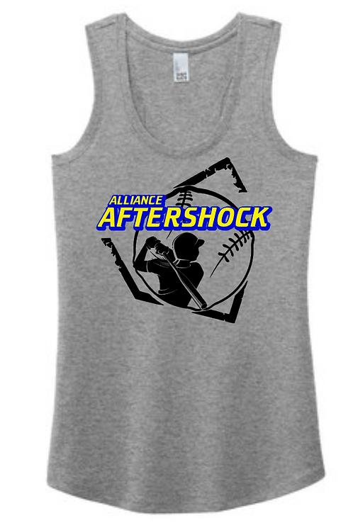 AFTERSHOCK RACERBACK TANK #9