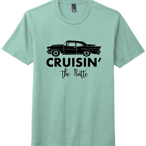 Classic Cruisin' The Butte-T-shirt