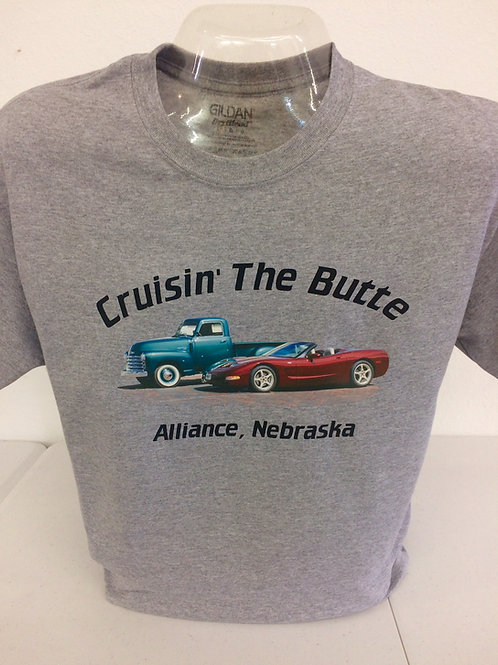 Cruisin' The Butte T-shirt
