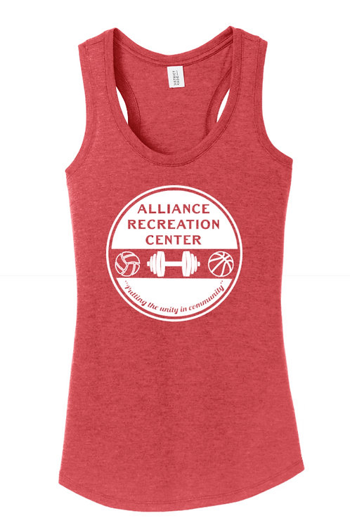 The ARC --District ® Women's Perfect Tri ® Racerback Tank
