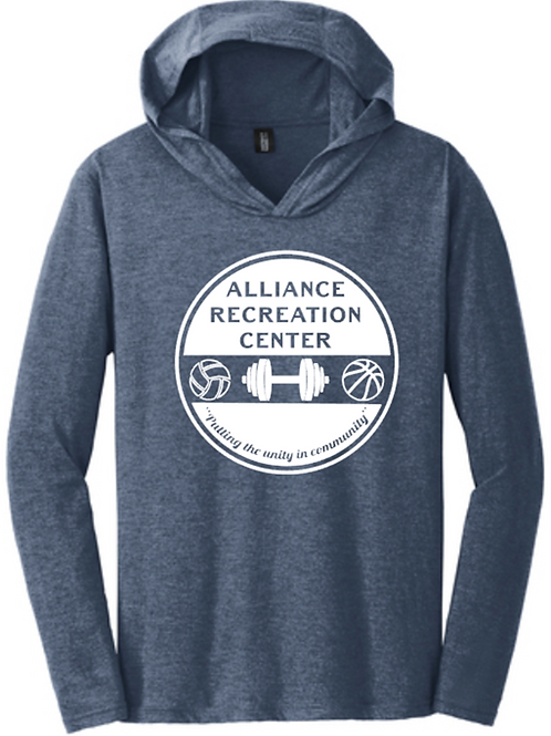 The ARC--District ® Perfect Tri ® Long Sleeve Hoodie