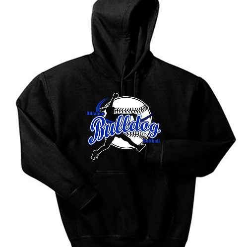 AHS Softball Hooded Sweatshirt #6