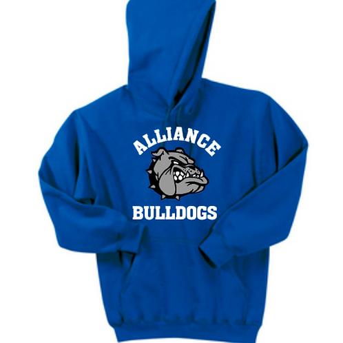 Classic Bulldog Hoodie