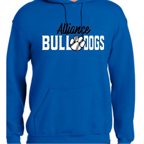 AHS Softball Hooded Sweatshirt #5