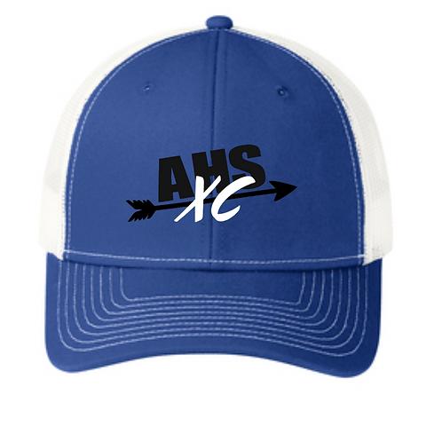 AHS XC ADJUSTABLE MESH BACK CAP
