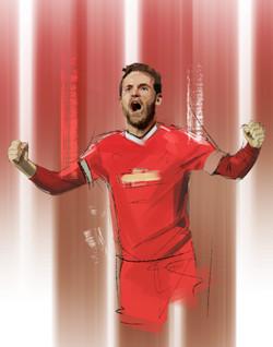 Juan Mata football player