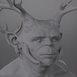 facial model mortimer