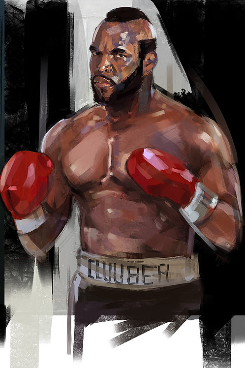 CLUBBER LANG / ROCKY III A1