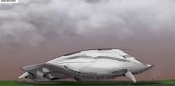 Concept art Scifi Film