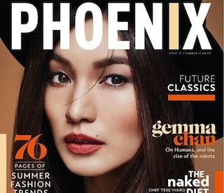 TheFrisbeeman in Phoenix magazine