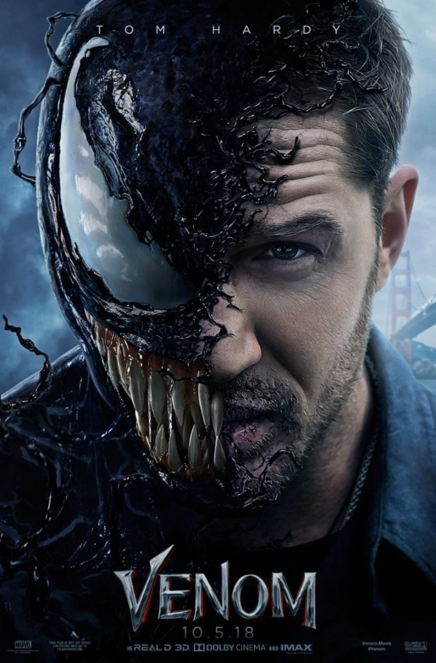 working in Venom the movie