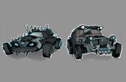 Madmax_cartoon style cars01