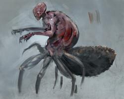 Concept art Creature