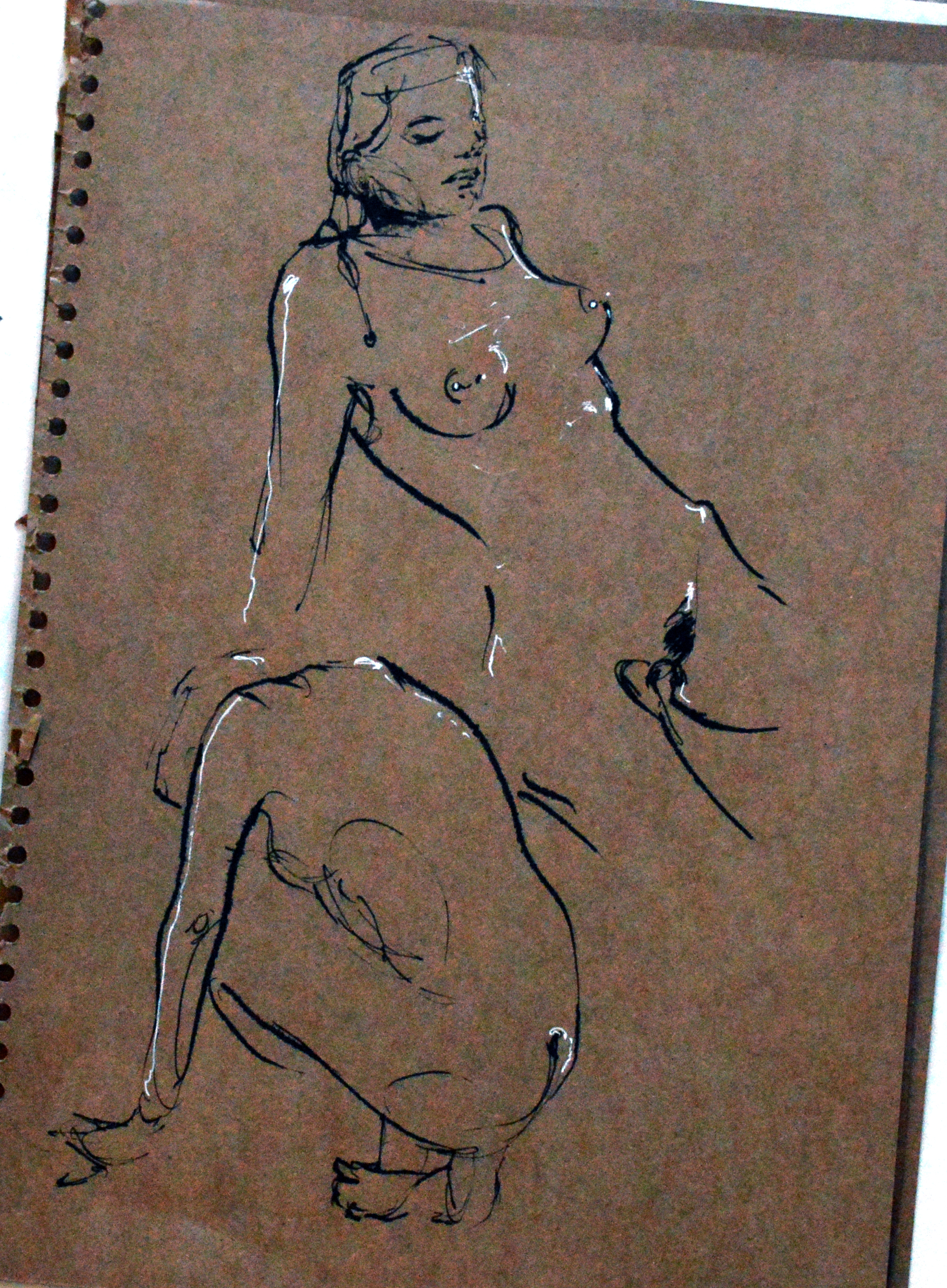 lifedrawing sketch