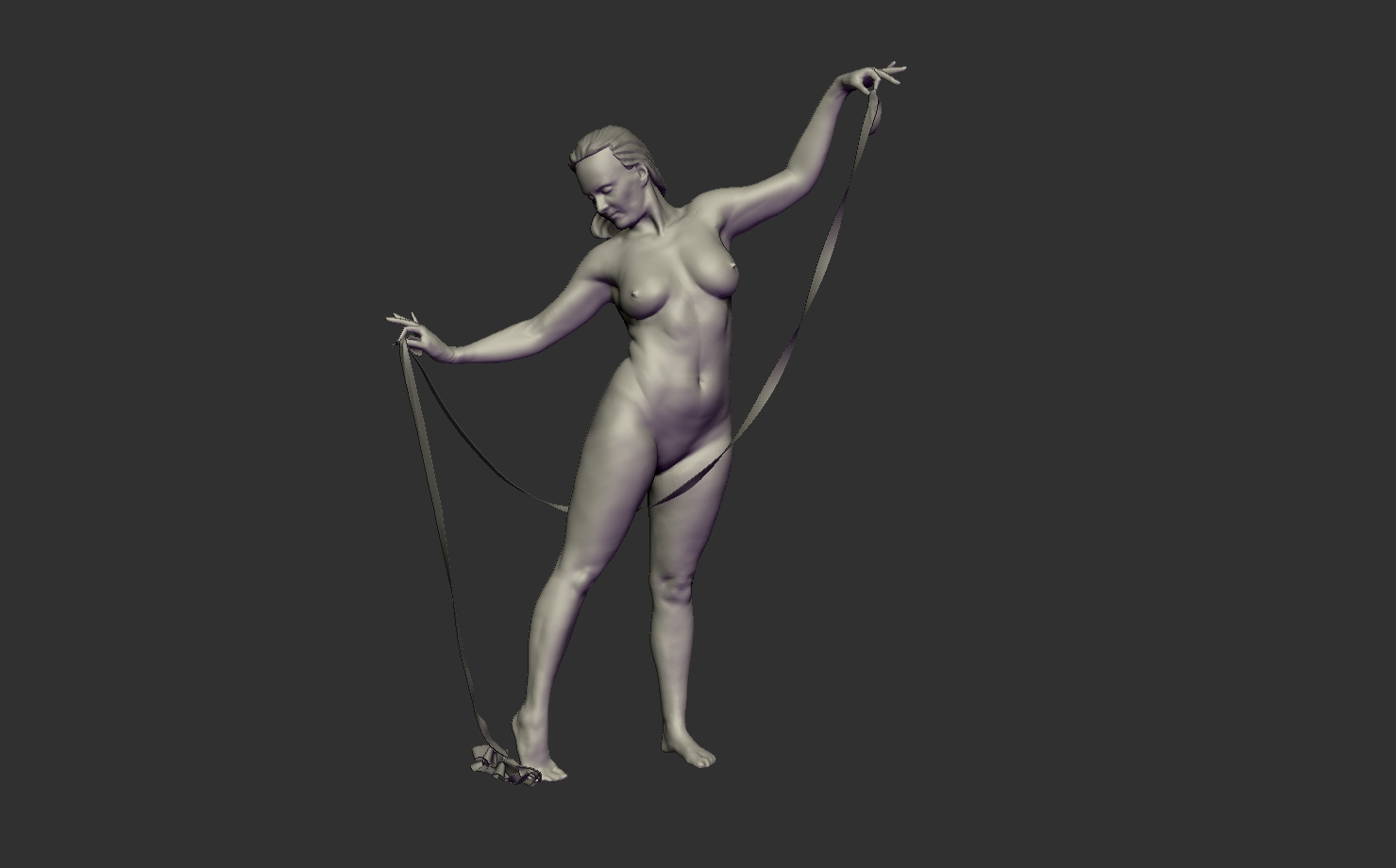 anatomy study woman